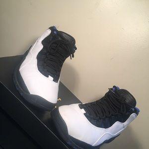 """Men's Nike Air Jordan 10's """"Orlando"""" Sz: 9.5"""